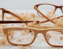 Mahoshiva – Brillen aus Holz